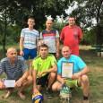 """Команда - переможець у змаганнях з волейболу """"Потаське лісництво"""""""